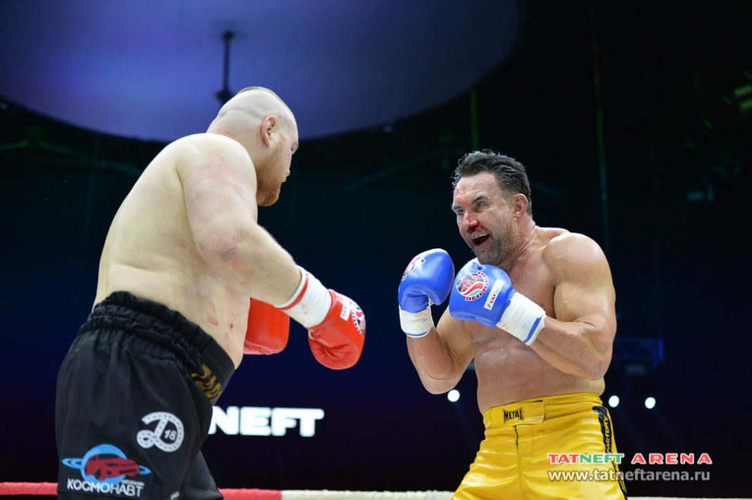 Tatneft Cup Kickboxing 2019: Finals Results