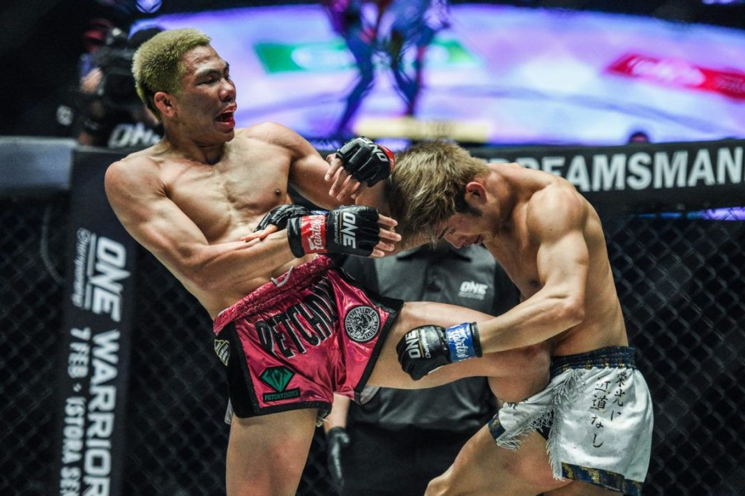 ONE Championship: Fire & Fury results